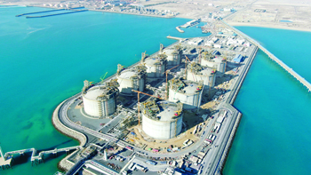 Kuwait EPCC of Al-Zour LNG Terminal project emerges as a new base for clean energy